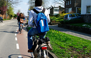 Encourage and facilitate active transportation
